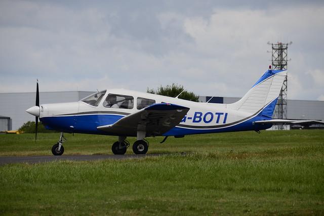 G-BOTI PA-28-161 Cherokee Warrior ll