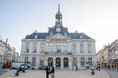 Hotel de ville de Chaumont - Photo of Verbiesles