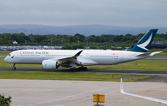 Cathay Pacific A350-941 B-LRL. 10/06/17.
