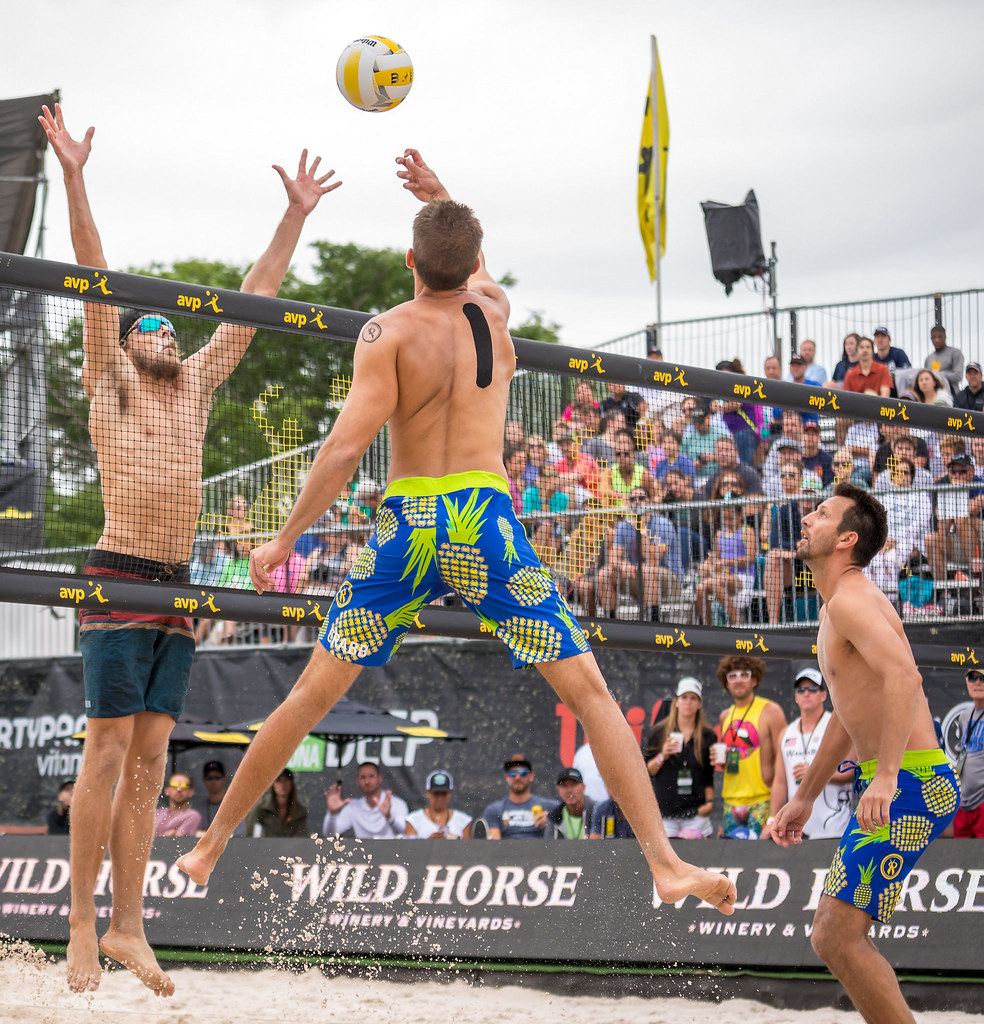 AVP Beach Volleyball
