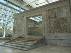 Řím – 10krát z Věčného města: Ara Pacis (8. díl)