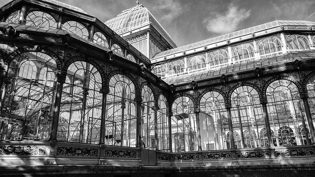 Palacio de Cristal, Sony DSC-W350
