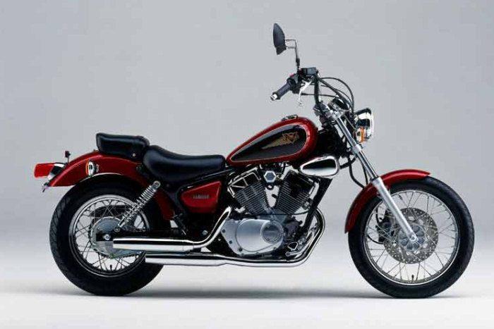 Yamaha XV 125 VIRAGO 2000 - 7