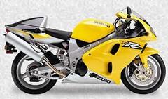Suzuki TLR 1000 2003 - 0