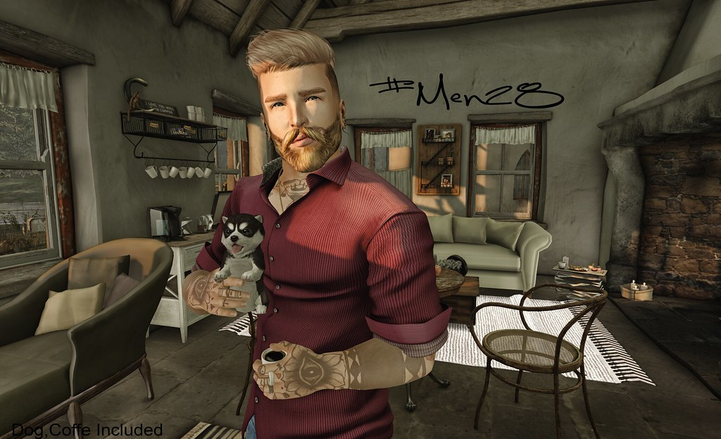 [Frimon Store] #Men28 Exclusive for Ross Event - SecondLifeHub.com