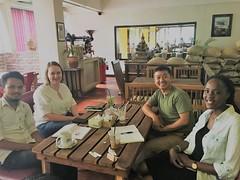 Meeting with Dewan Rai