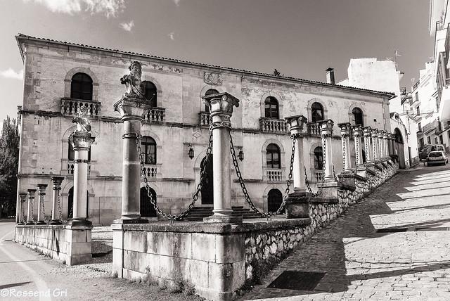 Casa de las Cadenas - Cazorla