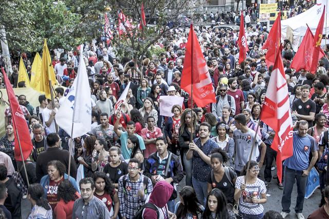 EDITORIAL | Greve geral contra o desemprego e o fim da Previdência