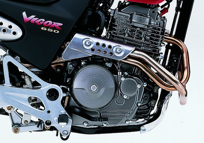 Honda FX 650 Vigor 2001 - 1