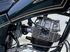 Yamaha 125 SR 2002 - 0
