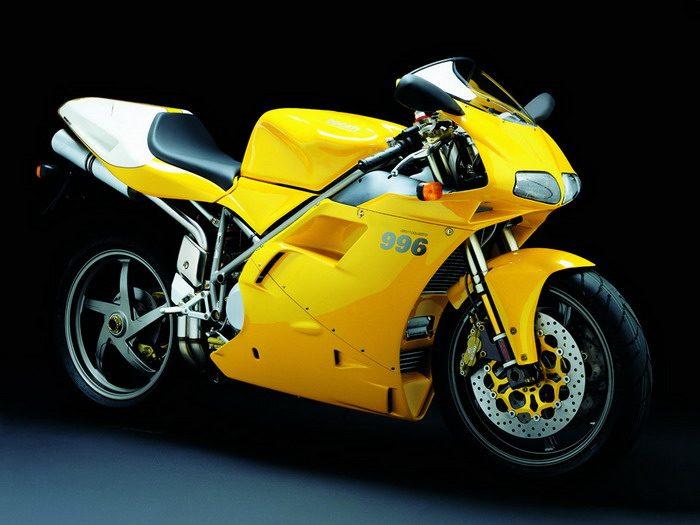 Ducati 996 2000 - 4