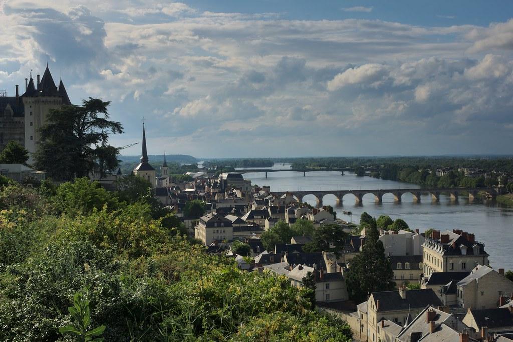 Saumur, Anjou