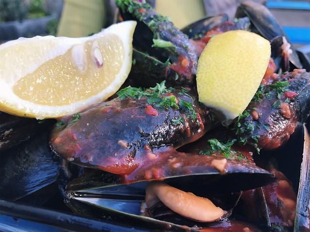 Freycinet mussels