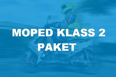 Moped 2 pkt