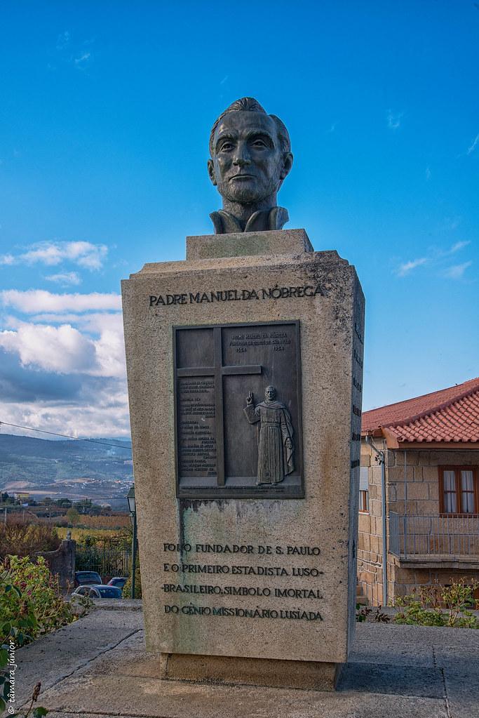 2016 - Sanfins do Douro - Padre António da Nóbrega 02