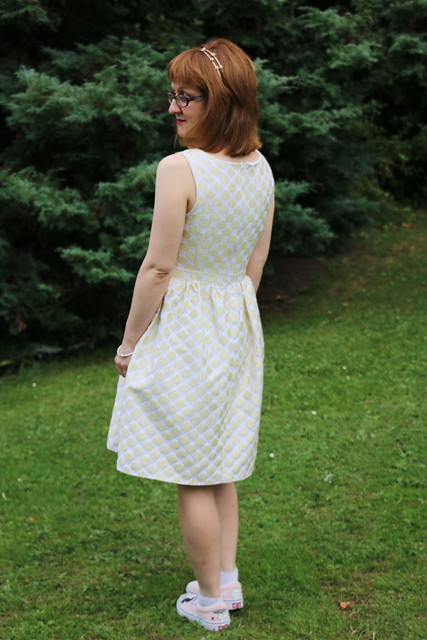 Simple Sew Grace Dress