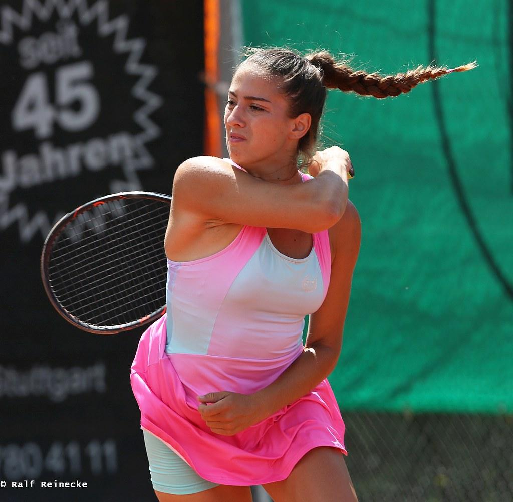 Arina Gabriela Vasilescu - Internationale Württembergische Damen-Tennis-Meisterschaten June 2017 04
