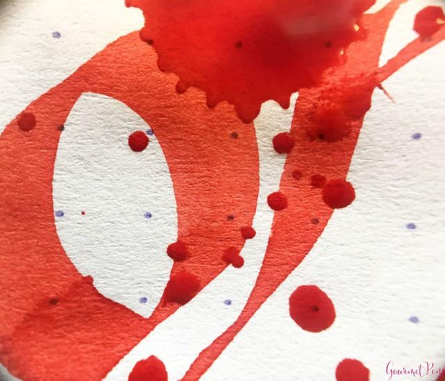 Ink Shot Review Abraxas Kónigsrot of Switzerland @laywines 8