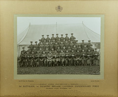 1914, Nov, WOs, Staff Sgts and Sgts of the 3rd Bn 04291