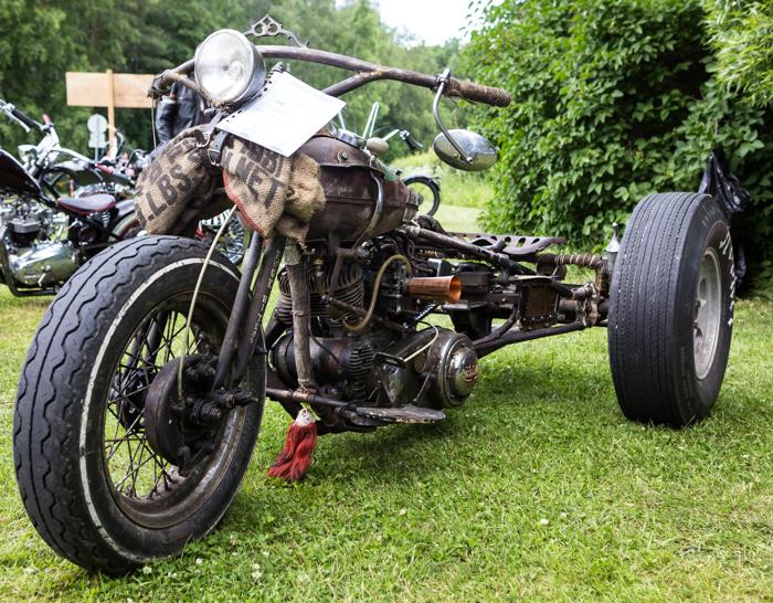 Joutsa Chopper Show 2017 vanha trike traikki kolmipyöräinen moottoripyörä (1 of 1)