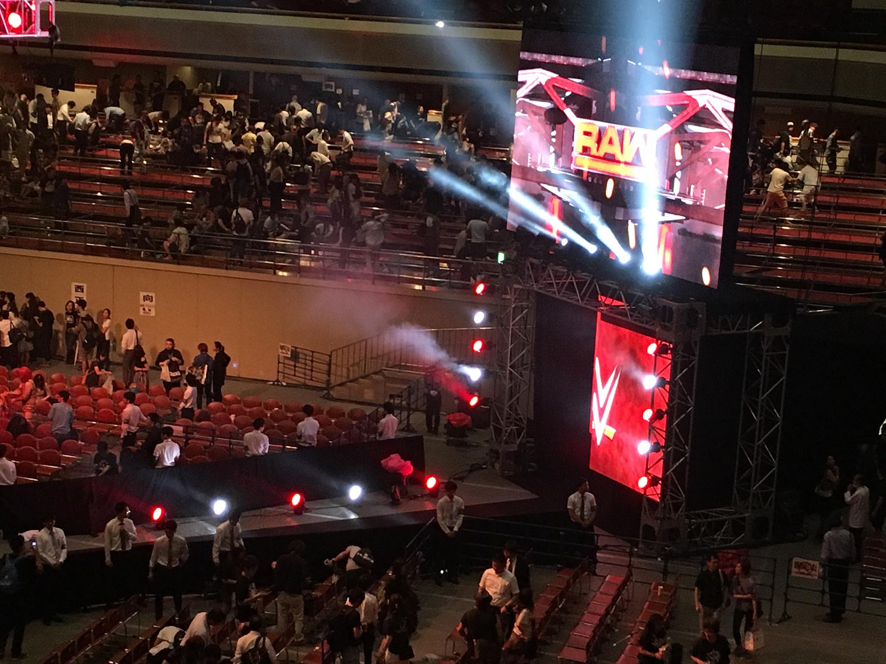 WWE Live Japan 2017