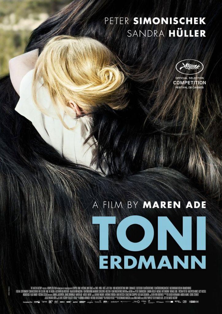 ありがとう、トニ・エルドマンのポスター