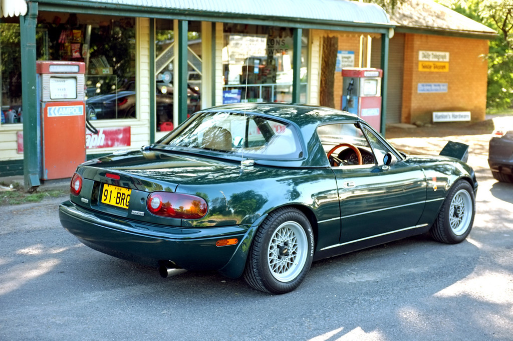 1996 na8c mx-5 - Japanese Nostalgic Car