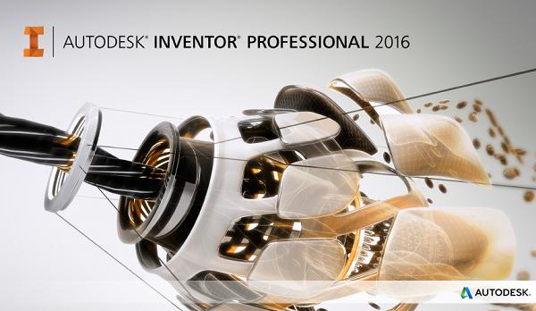download Autodesk Inventor Professional 2016 R3 Update 1 64bit full