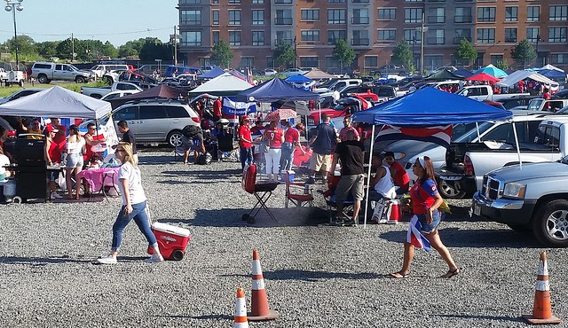 Gold Cup Tailgate 2