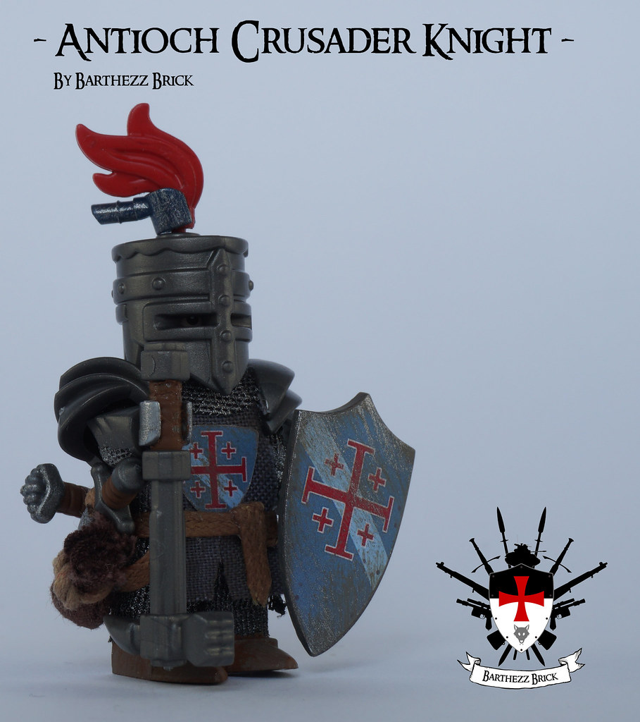 Antioch Crusader Knight by Barthezz Brick 1