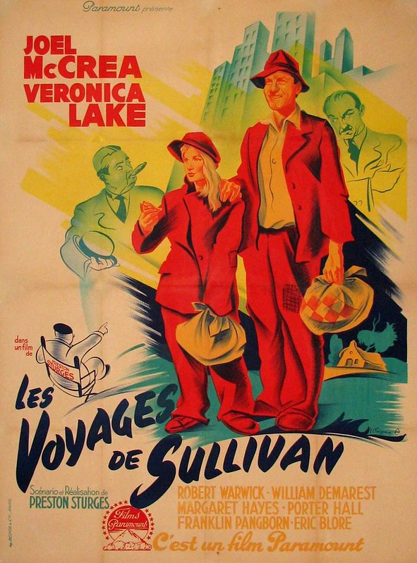 Sullivan's Travels - Poster 5