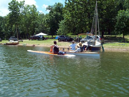 Stockton Lake Messabout July 2017