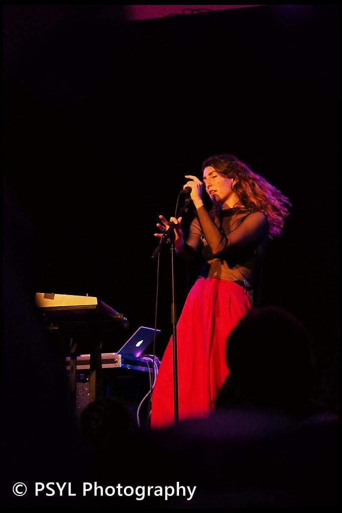 Hannah Georgas at Ottawa Jazz Festival