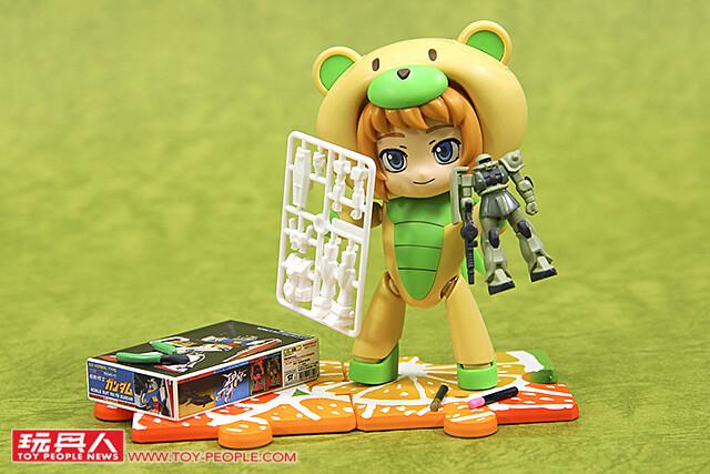 迷你凱的小小模型小秘訣 文奈熊帶你做模型!!