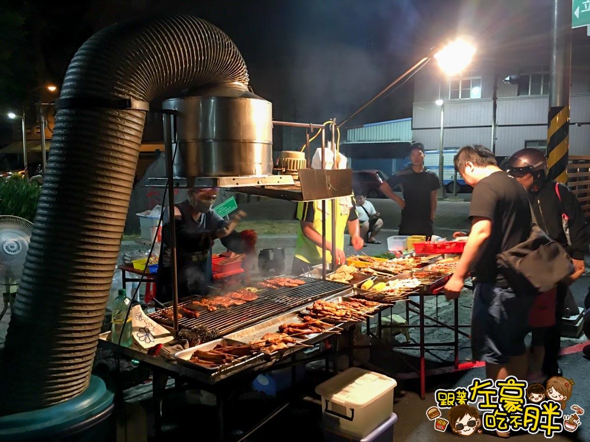 鳳山阿燕專業烤肉攤-2