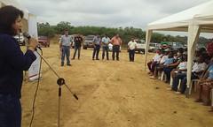 Inauguración vertedero municipal