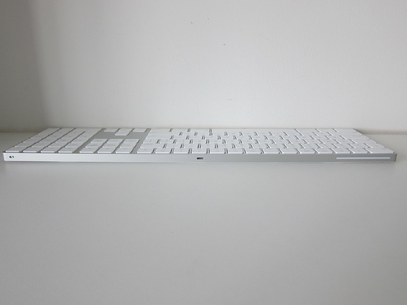 Apple Magic Keyboard with Numeric Keypad - Top