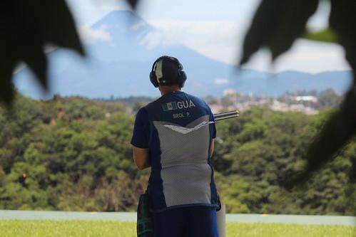 Penúltima jornada tiro caza en el Festival Deportivo e Iberoamericano