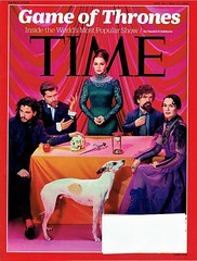 Time magazine Game of Thrones 7 10 2017 AA