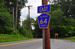 East Rockland County Route 64