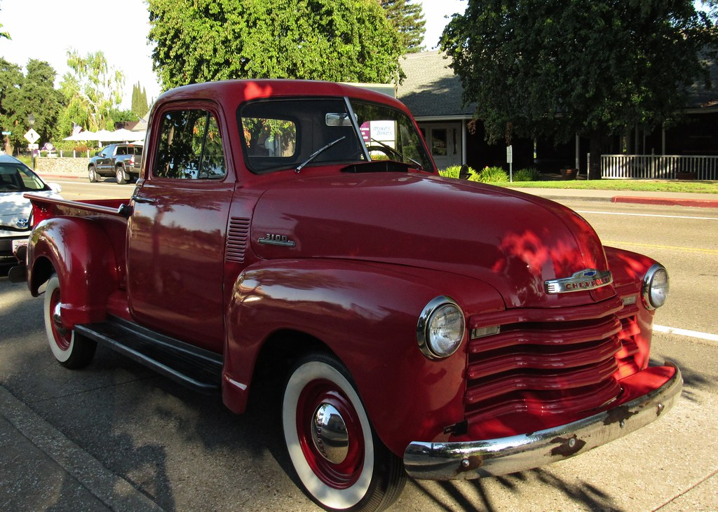 1950 Chevy pickup