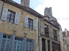 Rue Févret, Semur-en-Auxois