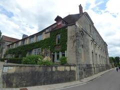 Flavigny Abbey