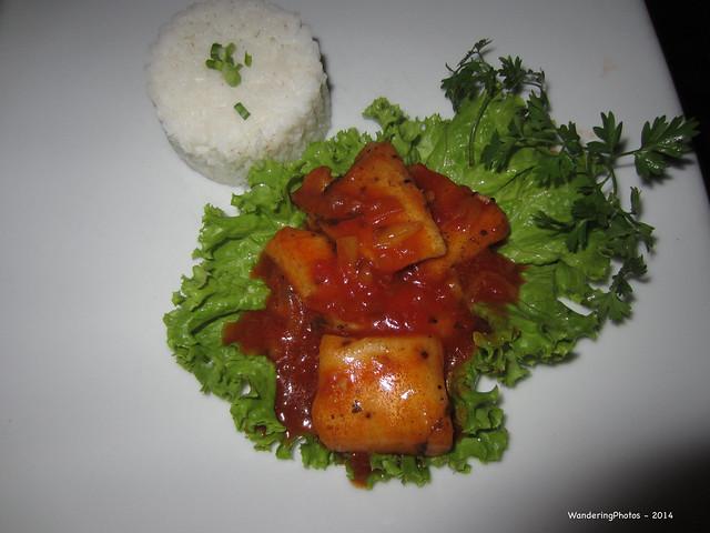 Sweet Sour Fish, Canon IXUS 220HS