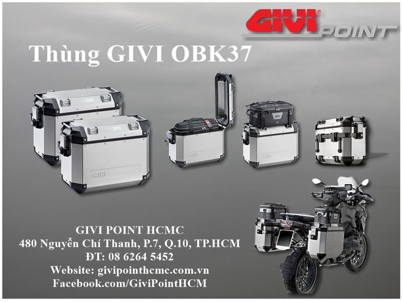Thung xe Givi - 26