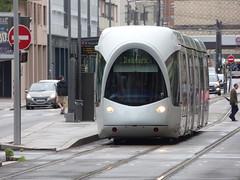 Public transport in Central Lyon