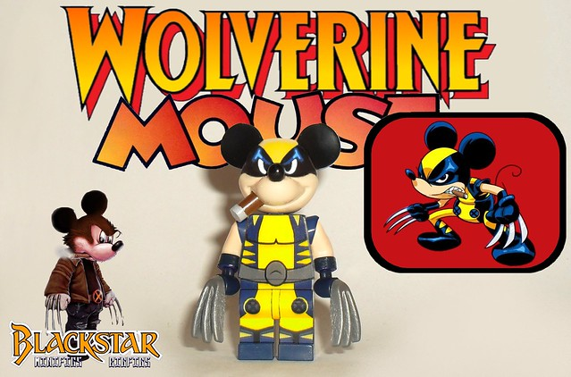 Wolverine Mouse