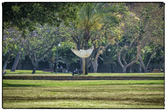 Park Leumi, Ramat Gan