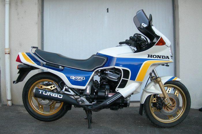 Honda CX 650 Turbo 1984 - 1