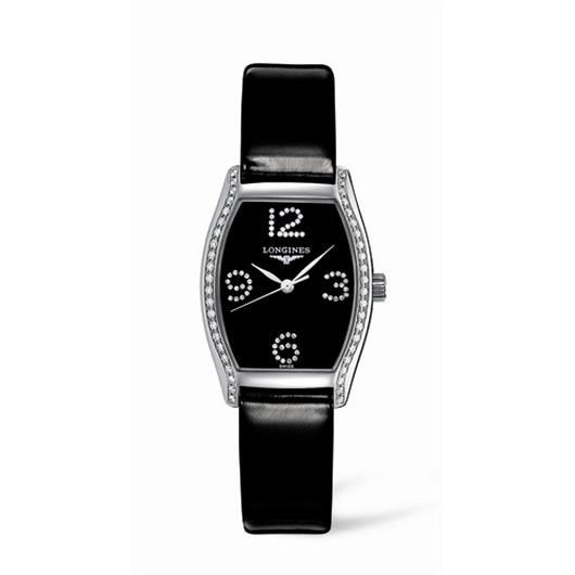 Đồng hồ nữ Longines Evidenza đính 44 viên kim cương mới 100% size trung, đủ hộp sổ